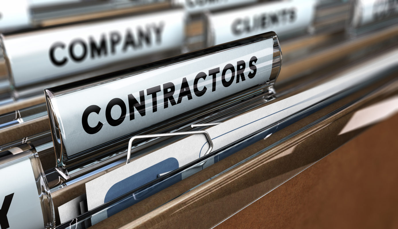 Contractor Mortgages Filing Image